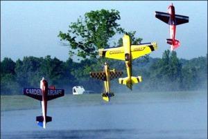 В ближайшие выходные в краевой столице соберутся авиамоделисты