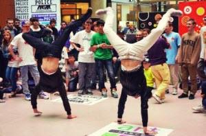 В выходные в краевой столице пройдет фестиваль уличных культур