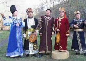 6 Новоалтайский городской фестиваль Таланты Народов Алтая