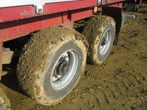 Застройщиков, выпускающих технику с грязными колесами, будут привлекать к ответственности