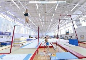 В Новоалтайске открыли специализированный клуб для занятий спортивной гимнастикой