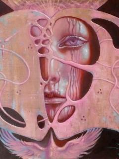 В галерее «Турина гора» открылась выставка барнаульского сюрреалиста
