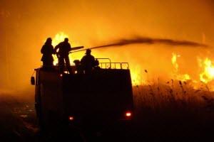 Отряд Федеральной противопожарной службы Новоалтайска получил новую спеццтехнику