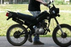 Полиция Новоалтайска вернула украденный мотоцикл