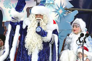 В новогоднюю программу Новоалтайска вошли более 90 мероприятий