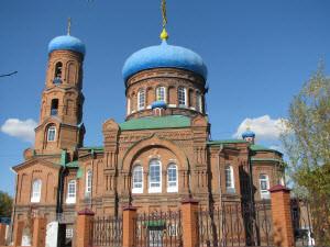 В столице Алтайского края построят новый храм