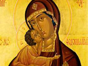 Мини-выставка православных икон в Новоалтайске