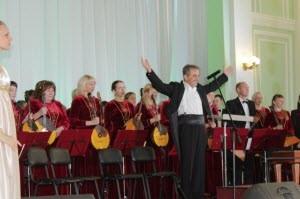 Оркестр «Сибирь» приглашает на танго