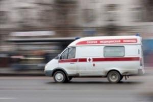 В Первомайском район сбиты трое подростков
