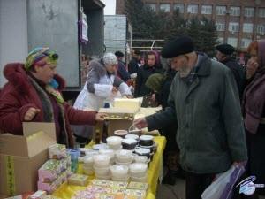 На центральной площади Новоалтайска вскоре состоится ярмарка