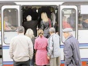 Несовершеннолетний пассажир пострадал от действий водителя автобуса