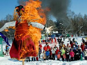 В Алтайском крае фестиваль «Сибирская масленица» пройдет вблизи села Новотырышкино