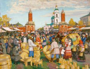 Универсальные социальные ярмарки в Новоалтайске