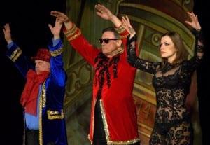 В Новоалтайск везут столичную постановку Мастер и Маргарита