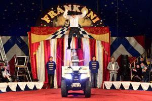 Цирк шапито в Новоалтайске 3-5-05-2019