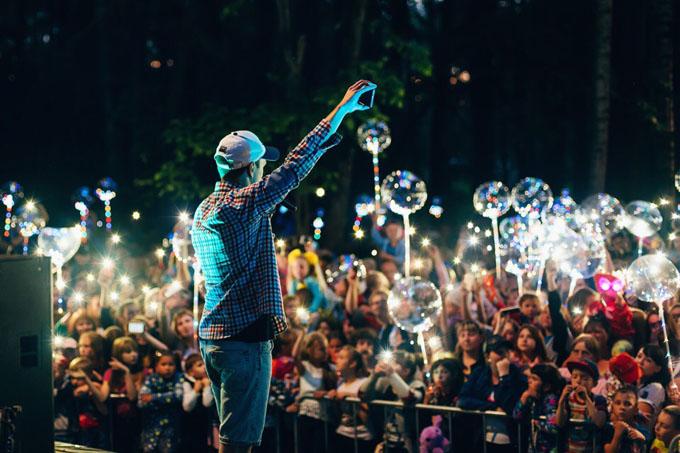 Фестиваль волшебных шаров  в Новоалтайске и Барнауле
