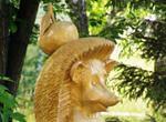 Конкурс скульптур диво-дивное